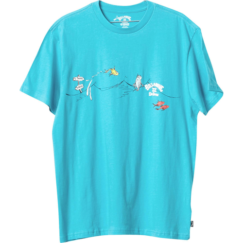 BOYS ONE FISH TWO FISH TEE