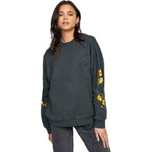 WOMENS BOTANICALONG SLEEVE PULLOVER