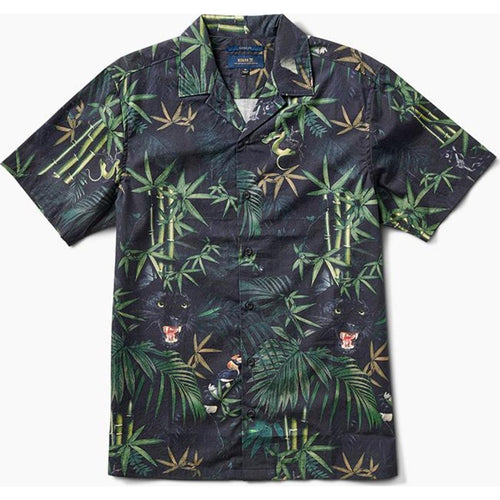 Jungle Attack Button Up Shirt