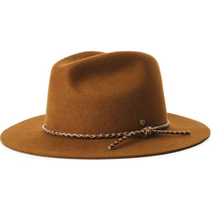 Freeport II Fedora - Coffee
