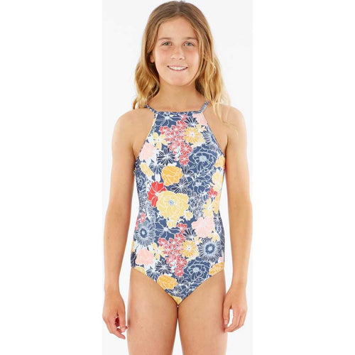 Golden One Piece Girls (8 - 16 years) in Navy