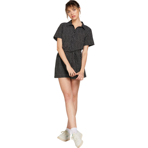 Tied In Nots Romper