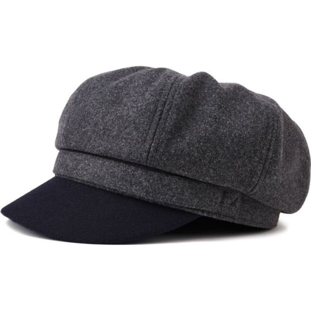 MONTREAL CAP - GREY/BLACK