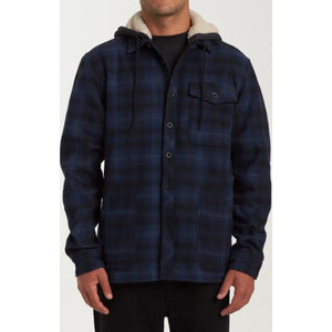 Furnace Bonded Hooded Flannel