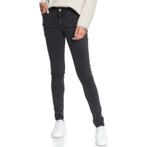 WOMENS STAND BY YOU DENIM BLACK