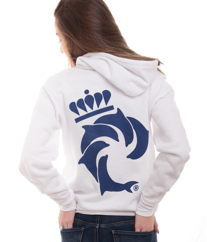 WAVE UNIVERSITY LADIES PULLOVER