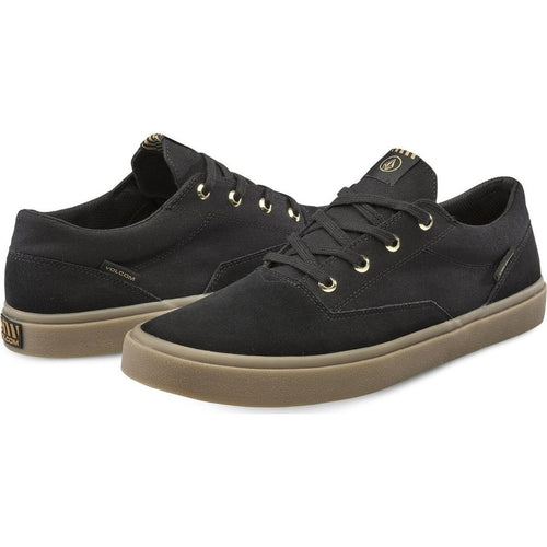 DRAW LO SUEDE SHOE