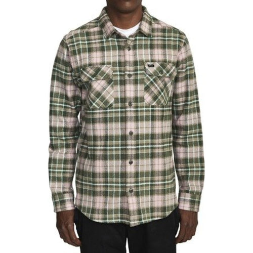 OPERATOR FLANNEL LONG SLEEVE SHIRT