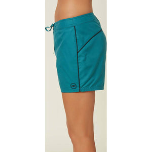 "FIXED SALTWATER SOLIDS 5"" BOARDSHORT"