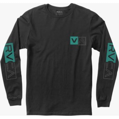 DIVIDES LONG SLEEVE TEE