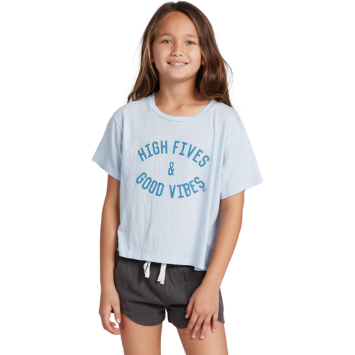 GIRLS HIGH FIVES TEE