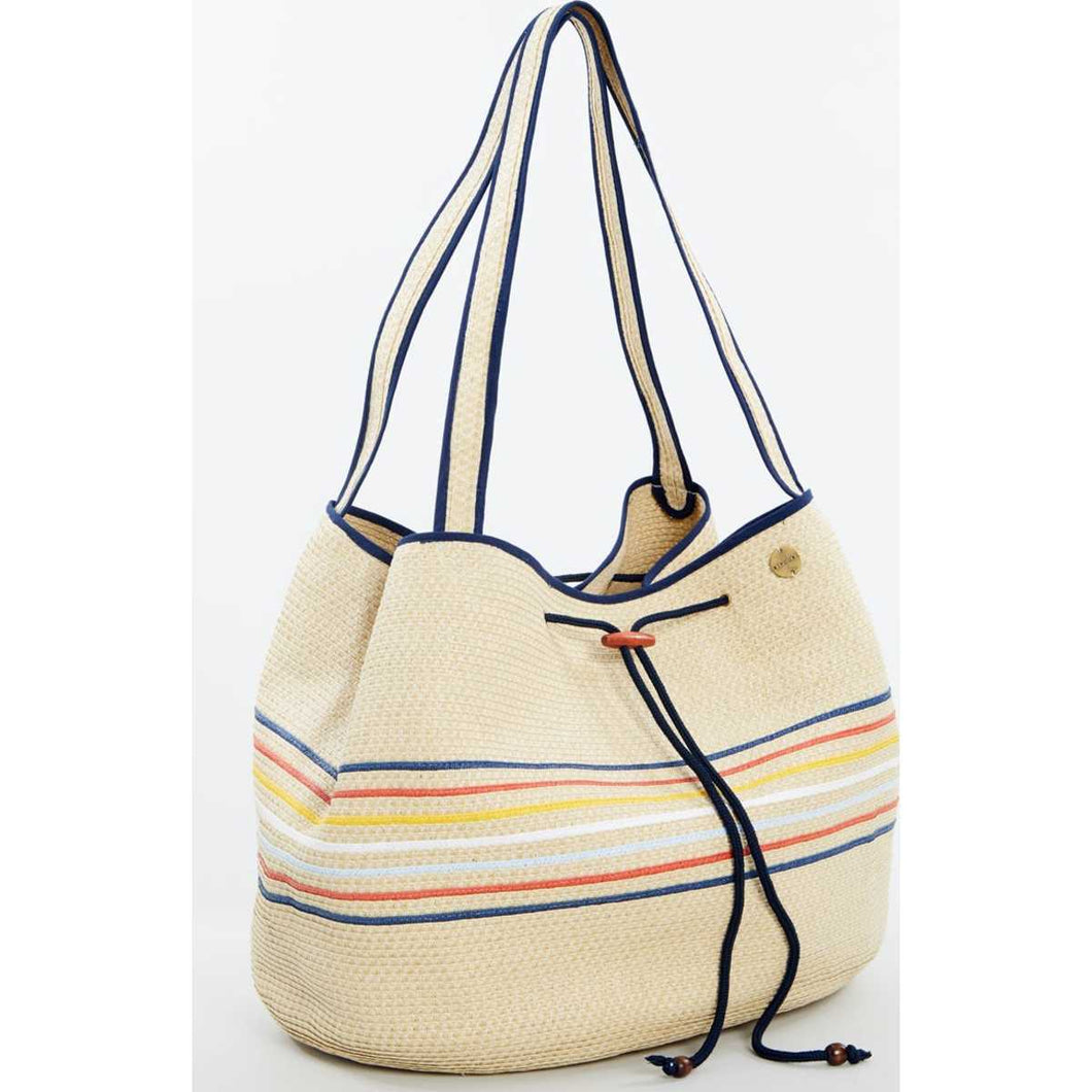 Surf Revival Beach Bag in Natural