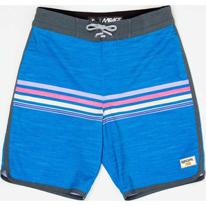 "Boy's Mirage Sideline 17"" Boardshorts in Black"