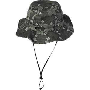 OBLOW PALMS REVERSE BOONIE HAT