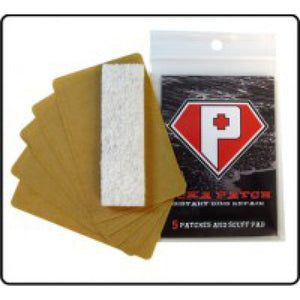 PUKA PATCH CLEAR DING REPAIR PATCHES