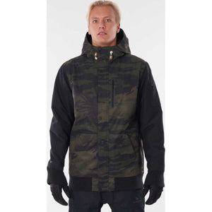Traction Snow Jacket in Camo