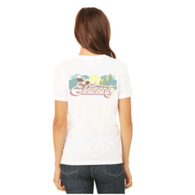 WOMENS MORNING SS TEE