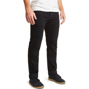Reserve 5-pocket Denim Pant - Black/Black