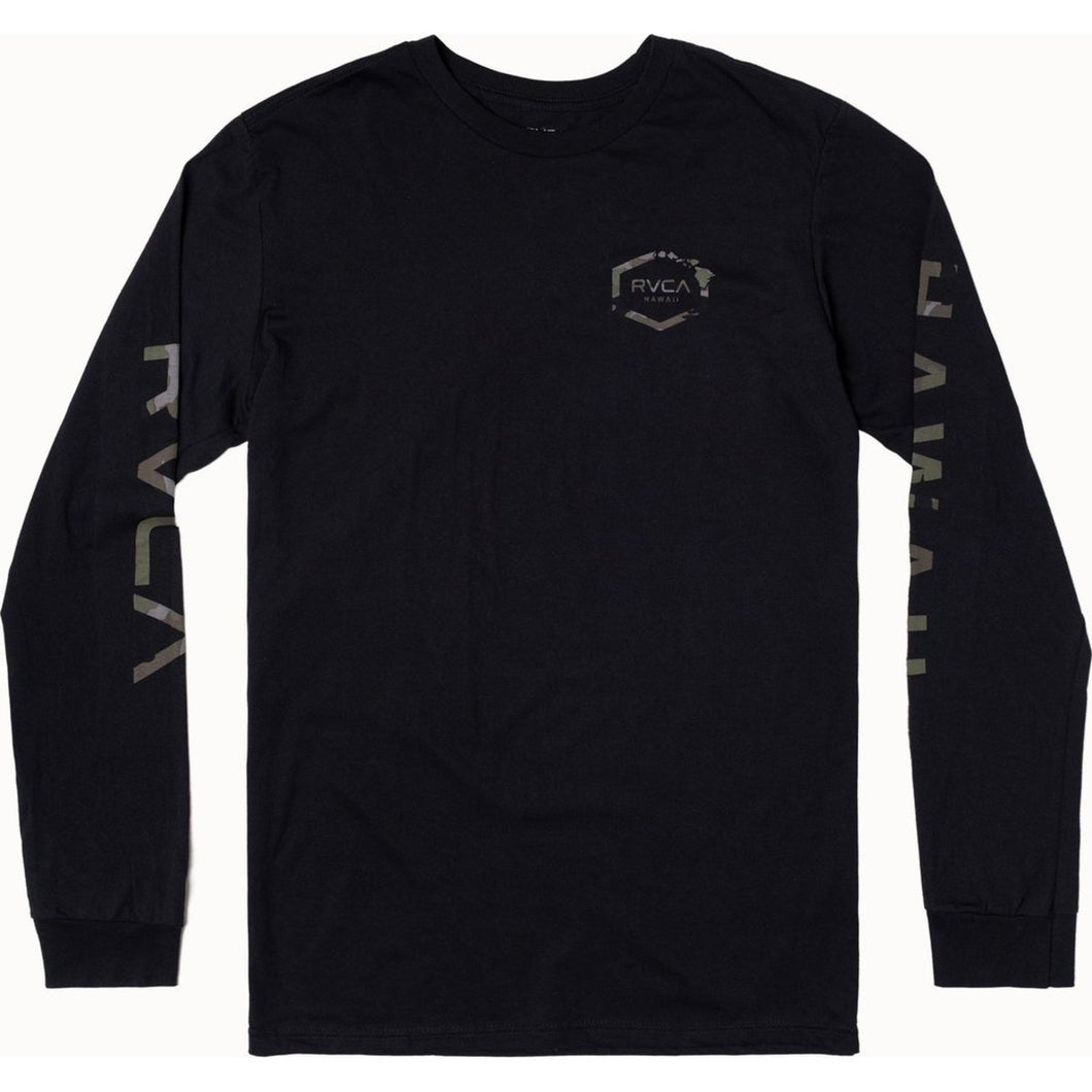 ISLAND HEX LONG SLEEVE TEE