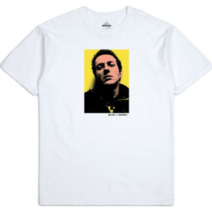 Strummer Mug S/S Tailored Tee - White