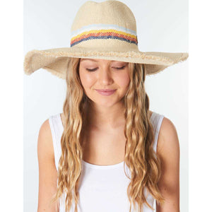 Golden Days Panama Hat in Natural