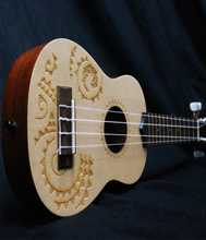 WRV Custom Design Ukulele
