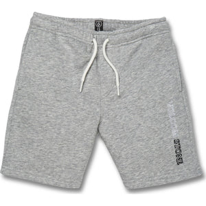 VOLOMETRICAL FLEECE SHORT