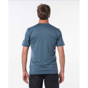 Dawn Patrol Loose Fit Rash Guard in Navy Marle