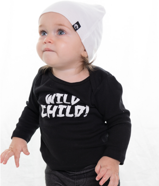 WILD CHILD L/S TSHIRT