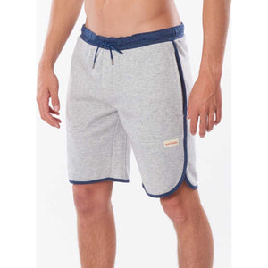 "Surf Revival 19"" Walkshorts in Navy"