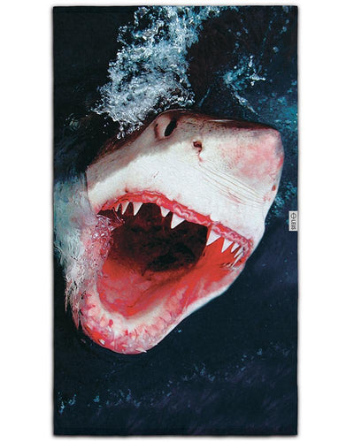 Great White Surf Towel
