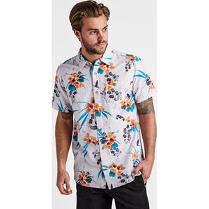 Bauhinia Button Up Shirt