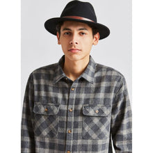 Messer Fedora - Black