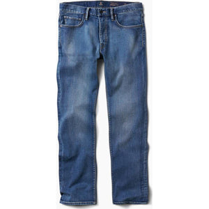 HWY 128 Straight Fit Denim