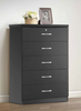 5 Drawer Chest of Drawers by Furniture World