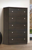 Jumbo 5 Drawer Chest by Furniture World