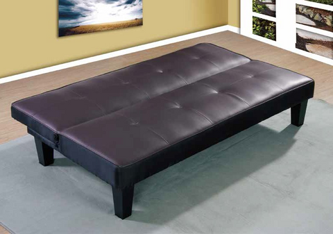 Brown Sleeper Sofa by Furniture World