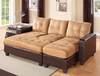 Sleeper Sectional by Furniture World