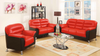 Almond & Brown Living Room Group by Furniture World