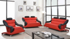 Ergonomic Living Room Group by Furniture World