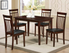 Medium Oak Dining Room Group by Furniture World