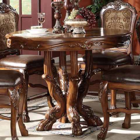 Acme Furniture Dresden Round Counter Height Table