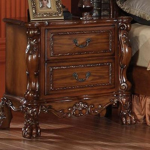 Acme Furniture Dresden Night Stand w/ 2 Drawers
