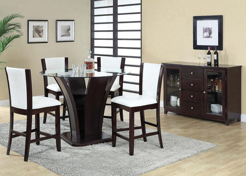 Acme Furniture Malik Casual Dining Counter Height
