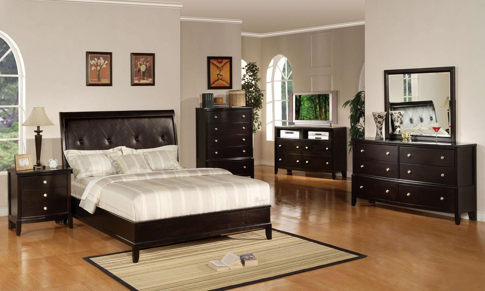 Acme Furniture Oxford Bedroom Group – Price Match Furniture