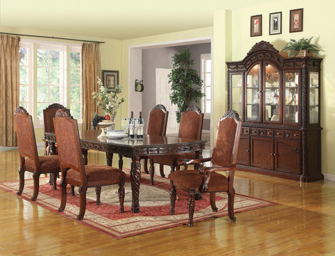 Acme Furniture Quimby Traditional Dining Room Group