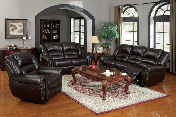 Acme Furniture Ralph Reclining Living Room Group