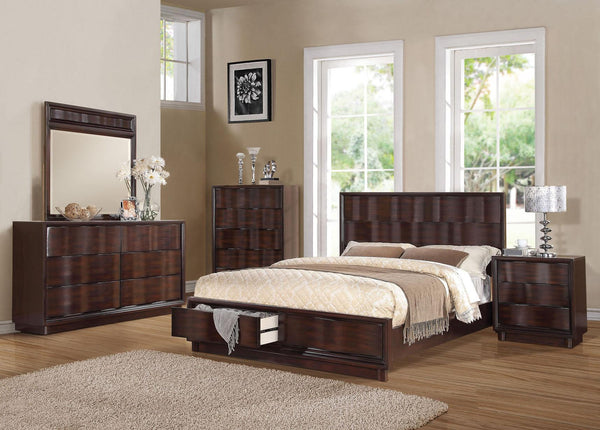 Acme Furniture Travell Bedroom Group