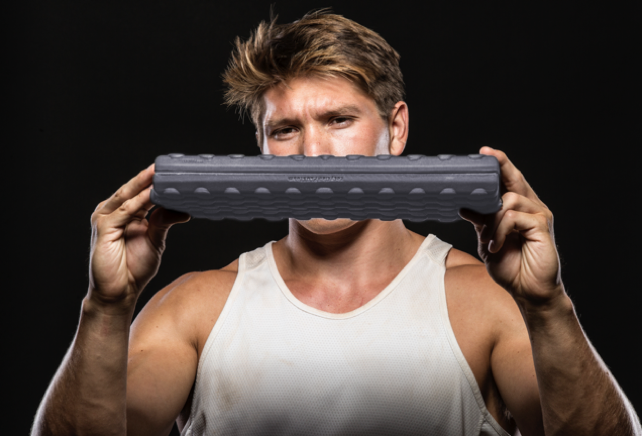The Morph Collapsible Foam Roller by Brazyn Life