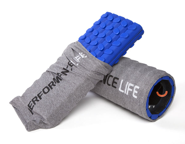 foam roller cover, gym roller cover, massage roller cover, morph skin, morph sleeve